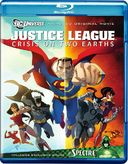 Justice League: Crisis on Two Earths (Blu-ray,