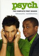 Psych - Complete 1st Season (4-DVD)