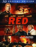 Red (Blu-ray, Special Edition)
