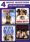 4 Movie Marathon: Dark Comedy Collection (Serial