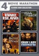 4 Movie Marathon: Classic War Collection (Wake