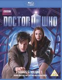 Doctor Who - #203-#205: Series 5, Volume 1