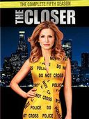 The Closer - Complete 5th Season (4-DVD)