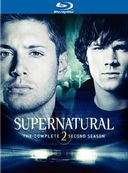 Supernatural - Season 2 (Blu-ray)