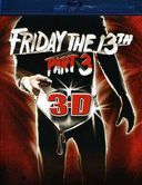 Friday the 13th Part 3-D (Blu-ray + DVD)