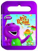 Barney - Let's Pretend With Barney (Kid Case)