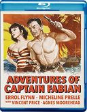 Adventures of Captain Fabian (Blu-ray)