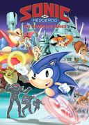 Sonic the Hedgehog - The Complete Series (4-DVD)