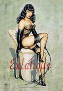 Bettie Page - Extatique: Flag / Poster / Scarf