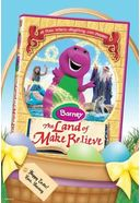 Barney - Land of Make Believe (Easter Packaging)