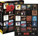 AC/DC - Discography 1000pc Puzzle