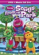Barney & Friends - Songs From The Park (DVD, CD)