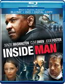 Inside Man (DVD + Blu-ray)