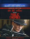Public Enemies (Blu-ray + DVD + Digital Copy)