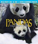 National Geographic - Pandas: The Journey Home 3D