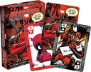 Marvel Comics - Deadpool - Playing Cards