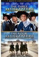 The Three Musketeers / The Four Musketeers (2-DVD)