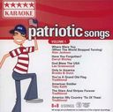 Patriotic Songs, Volume 1