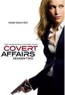 Covert Affairs - Season 2 (4-DVD)