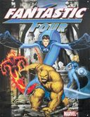 Fantastic Four - Metal Sign