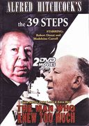 The 39 Steps / The Man Who Knew Too Much