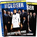 The Closer - Complete Seasons 1 & 2 (8-DVD)