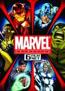 Marvel Animation (Ultimate Avengers: The Movie /