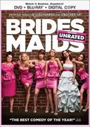Bridesmaids (DVD + Blu-ray + Digital Copy)