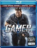 Gamer (Blu-ray, Includes Digital Copy)