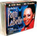 Only the Best of Patti La Belle (5-CD Bundle Pack)