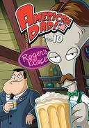 American Dad! - Volume 10 (3-Disc)