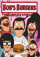 Bob's Burgers - Complete 4th Season (3-Disc)