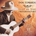 Last of the Troubadours: Saddle Songs, Volume 2