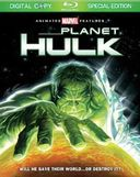 Planet Hulk (Blu-ray, Special Edition, Includes