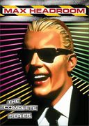 Max Headroom - Complete Series (5-DVD)