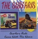 Surfers Rule / Gone with the Wave (2-CD)