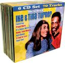Only The Best of Ike & Tina Turner (6-CD)
