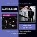 Dedication / On the Line (2-CD)