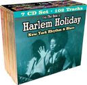 Harlem Holiday - NY Rhythm & Blues: 102-Song