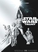 Star Wars Trilogy (4-DVD, Widescreen)