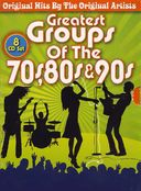 Greatest Groups of the 70s, 80s & 90s (8-CD)