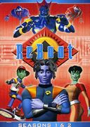 ReBoot - Seasons 1 and 2 (4-DVD)