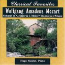 Mozart: Sonatas in A Major & C Minor/Rondo in D