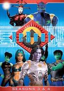 ReBoot - Seasons 3 & 4 (4-DVD)