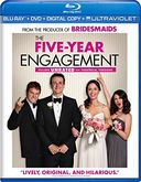The Five-Year Engagement (Blu-ray + DVD)