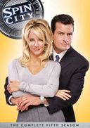 Spin City - Season 5 (4-DVD)