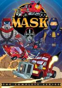 M.A.S.K. - Complete Series (12-DVD)
