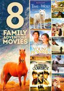8 Family Adventure Movies (2-DVD)