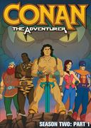 Conan: The Adventurer - Season 2, Part 1 (2-DVD)