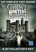 Ghost Hunters International - Season 1 (3-DVD)
